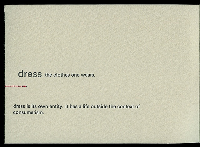 The Visual Communication of Clothing: A Brain-Storm (pg. 4)
