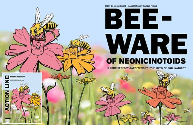 Bee-Ware of Neonicinotoids