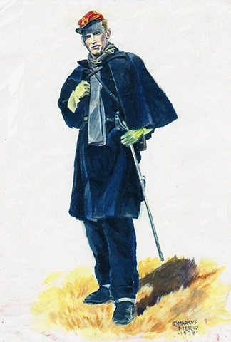 Officer, 146th New York Volunteer Infantry