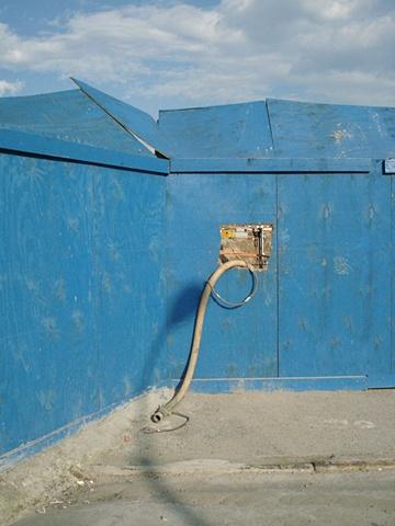 Blue Work 3