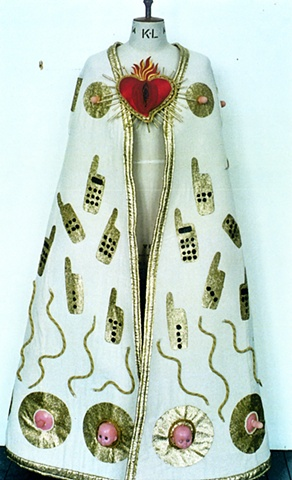 Costume for BVM 2000