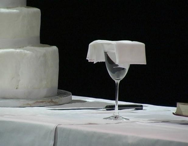 Red Wedding, detail