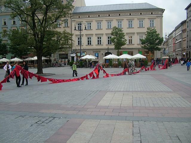 Fanaberie // Fashionfever // Ferformance Gallery of Contemporary Art Bunkier Sztuki Krakow,21st - 25th Sept