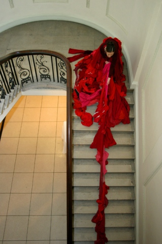 Red Burden, Hugh Lane Dublin