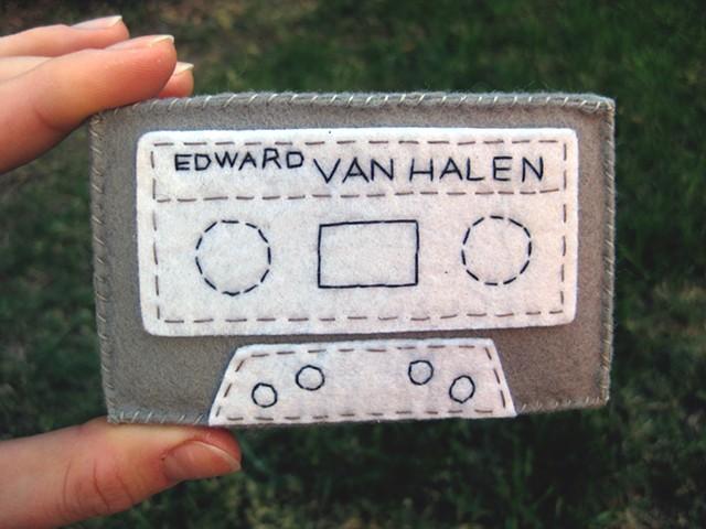Edward Van Halen Cassette