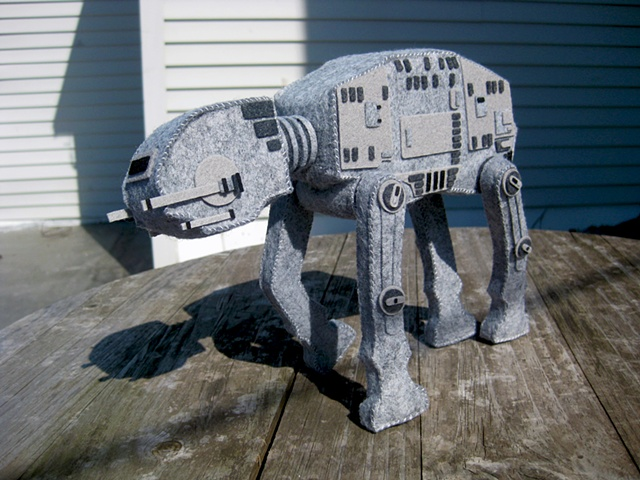 An Imperial Walker So Nice, They Named It Twice.