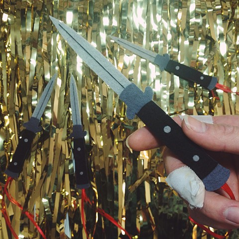 Switchblade Ornaments
