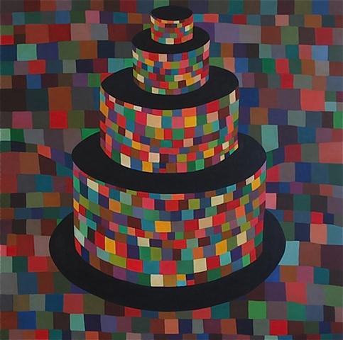 Large Klee Cake