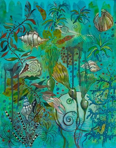 Ocean Series- Study