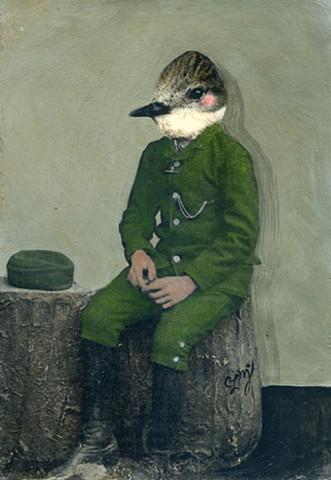 Ancestor #29: Soldier Boy