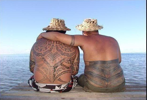 The living Art Of Pacific Tattoo