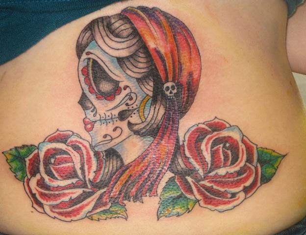 Jamie Sunday Tattoos.