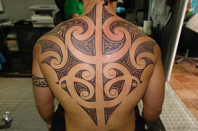 Shane - Chapel Tattoo, Melbourne, Australia