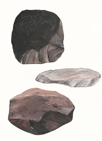 rocks, stones, paper, acrylic, drawing, painting, rockpile, art, artist, artwork, rock, rocks, rockpile, rock pile, stones, painting of, canvas, entropy,entropic, decay, order, acrylic, chris hernandez, other peoples pixels