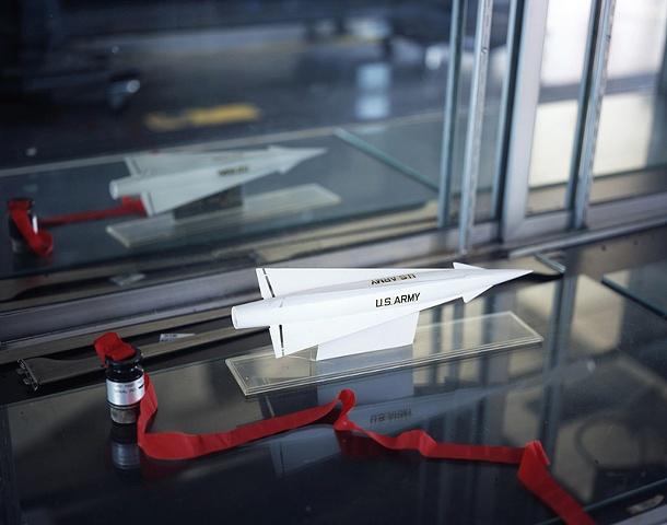 Hercules Missile Model #1
