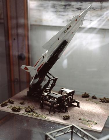 Hercules Missile Model #2