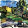 Untitled (Parkcrest Parking Lot)