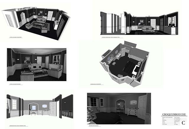 Short Film Production Design