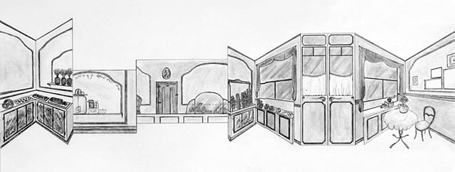 """'Martina y la Luna"""" Bakery concept"""