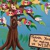 Teacher gift painting