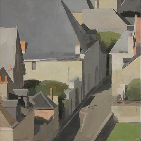 Village View, France