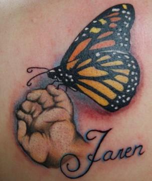 Jaren Spray Born Oct. 4, 2010 - passed away July 24, 2011 from SID's