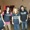 Tantrix Party out in Aberdeen with Picman Tattoo