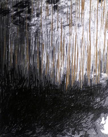 Cave Drawing VI