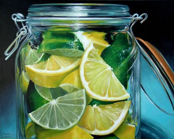 jar of Limons