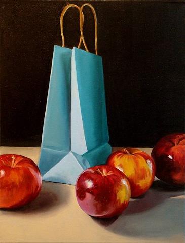 Apples Gone Shopping