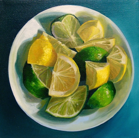 Bowl of LImons