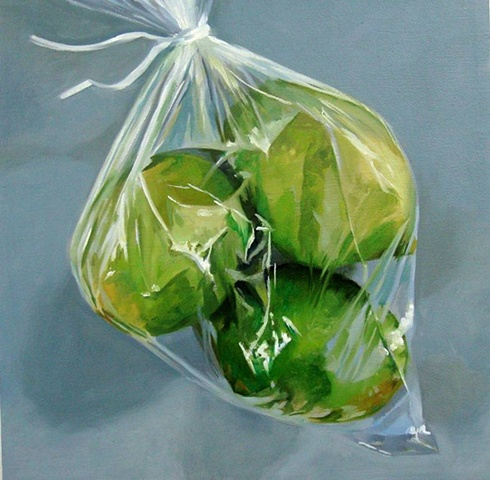 Limes in a Bag