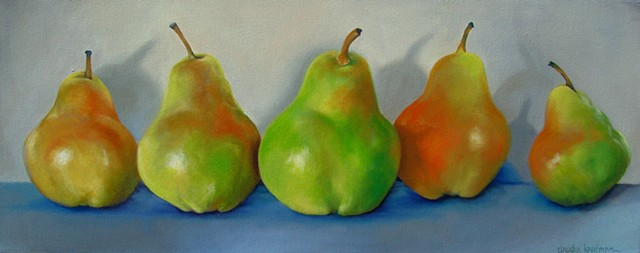 Pear Line Up