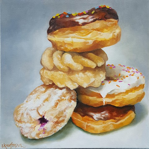 Square Donut
