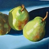 Pears in Contrast