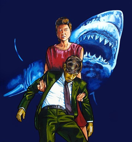 Watson and the Shark Matak Labour