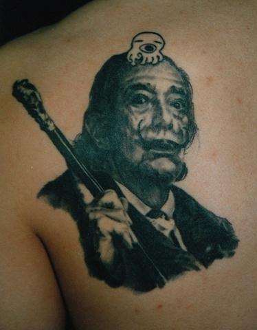 tattoo by Danny Gordey
