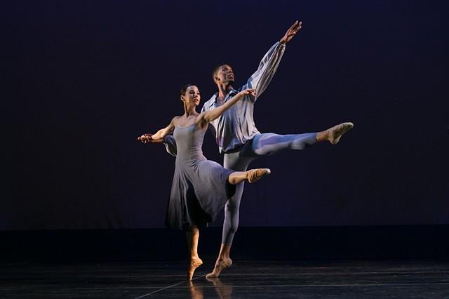Tyron Walker & Catherine Roth