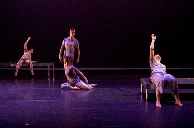 Underfoot choreography by Holly Jaycox