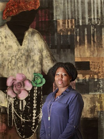 Art City: Tyanna Buie Artwork a Family Memorial