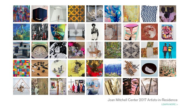 NEW ORLEANS - The Joan Mitchell Center