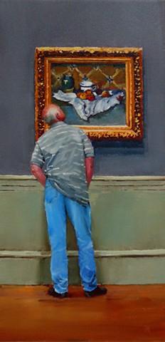 Close to Cezanne