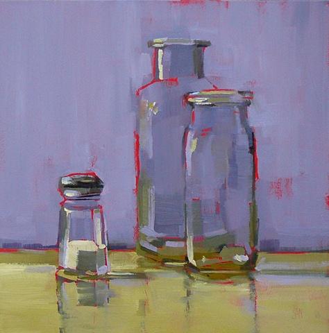 Shaker with Bottles