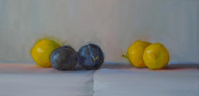 Lemons and Plums