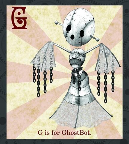 GhostBot Propaganda  Limited Edition