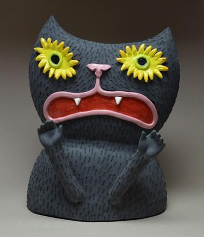 """Laura Wacha """"Skaredy Cat"""""""