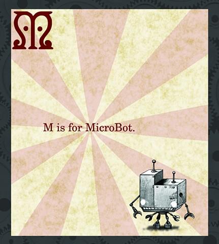 MiniBot Propaganda  Limited Edition