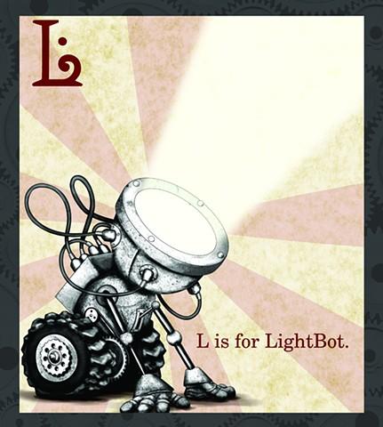 LightBot Propaganda  Limited Edition
