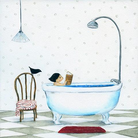 """""""Bath Time Blues"""""""