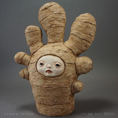 "SOLD Calan Ree ""Ginger Baby"""